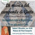 """Libri – Si presenta """"La musica del campanile di Giotto"""""""