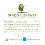 """Borgo San Lorenzo – Nasce """"Spazio Alzheimer"""": un aiuto concreto per persone e familiari"""