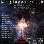 """Borgo San Lorenzo – A Villa Pecori Giraldi"""" in scena """"La Brocca Rotta"""""""