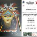 """Laboratori per bambini a Vicchio per la """"Giornata degli etruschi"""""""
